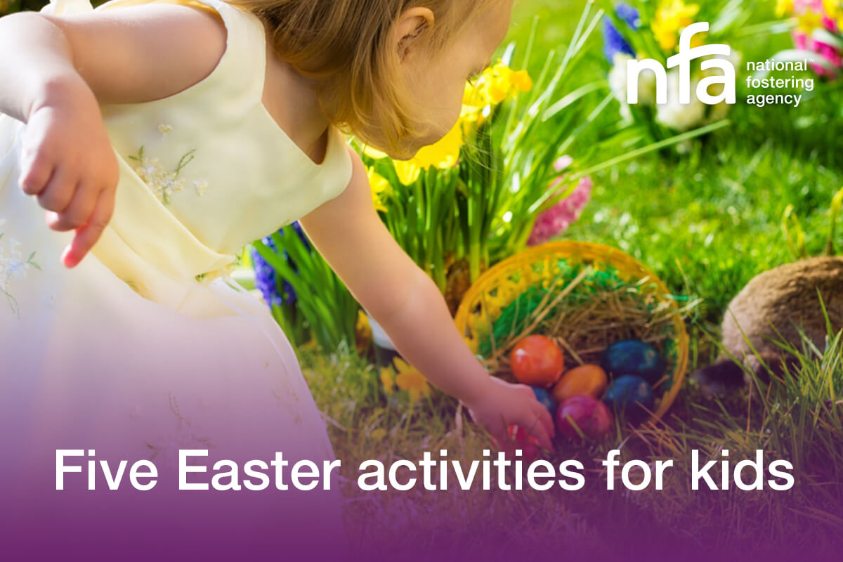 5 Easter activities for kids